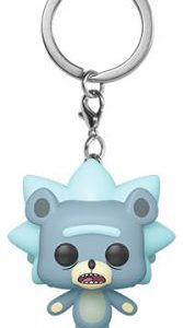 Key Chain: Rick and Morty - Teddy Rick