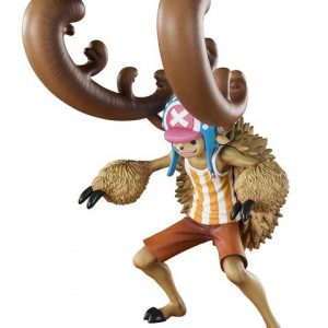 One Piece: Cotton Candy Lover Chopper Horn Point ver. FiguartsZero Figure