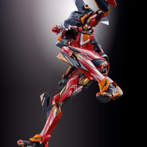 Evangelion: EVA-02 Production Model Metal Build Action Figure