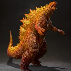 Godzilla: Burning Godzilla (2019) S.H. MonsterArts (King of the Monsters)