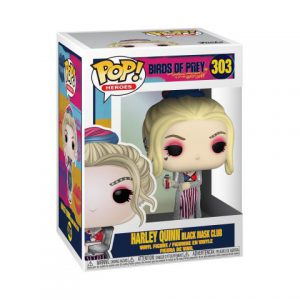Birds of Prey: Harley Quinn (Black Mask Club) Pop Figure
