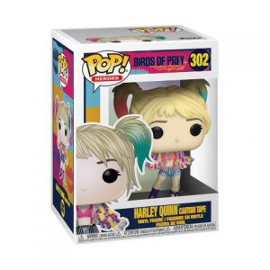 Birds of Prey: Harley Quinn (Caution Tape) Pop Figure