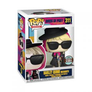 Birds of Prey: Harley Quinn (Incognito) Pop Figure (Specialty Series)