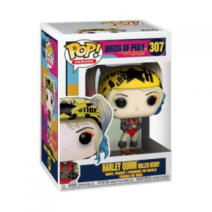 Birds of Prey: Harley Quinn (Roller Derby) Pop Figure