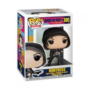 Birds of Prey: Huntress Pop Figure