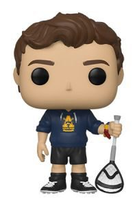 To All the Boys: Peter w/Scrunchie Pop Figure