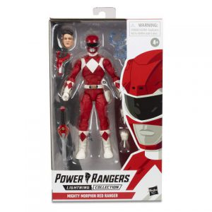 Power Rangers: Red Ranger (Jason) Lightning Action Figure