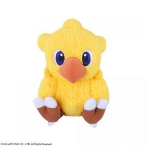 Final Fantasy: Chocobo Fluffy Fluffy Plush