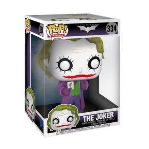 Batman: Dark Knight Trilogy - Joker 10'' Pop Figure (Heath Ledger)