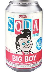Ad Icons: Bob's Big Boy Vinyl Soda Figure (Limited Edition: 7500 PCS)