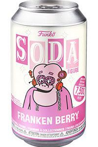 Ad Icons: Frankenberry Vinyl Soda Figure (Limited Edition: 7500 PCS)