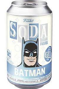 Batman: Batman Vinyl Soda Figure (Limited Edition: 10000 PCS)