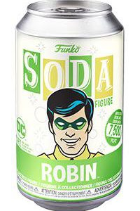 Batman: Robin Vinyl Soda Figure (Limited Edition: 7500 PCS)