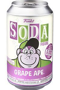 Hanna Barbera: Great Ape Vinyl Soda Figure (Limited Edition: 6000 PCS)