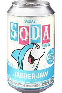 Hanna Barbera: Jabberjaw Vinyl Soda Figure (Limited Edition: 6000 PCS)