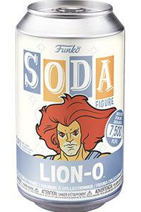 ThunderCats: Lion-O Vinyl Soda Figure (Limited Edition: 7500 PCS)
