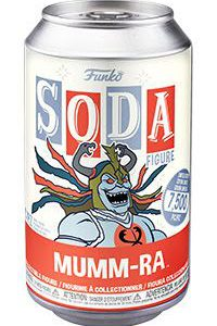 ThunderCats: Mumm-Ra Vinyl Soda Figure (Limited Edition: 7500 PCS)