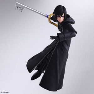 Kingdom Hearts 3: Xion Bring Arts Action Figure