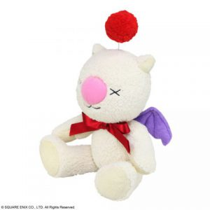 Final Fantasy: Moogle Fluffy Fluffy Plush