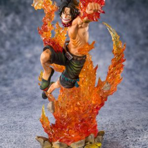 One Piece: Portgas D. Ace -Commander of the Whitebeard 2nd Division- Figuarts ZERO Figure