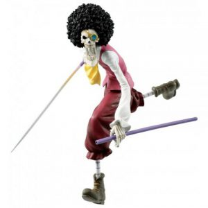 One Piece Stampede: Brook Ichiban Figure