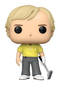 Golf Stars: Jack Nicklaus Pop Figure
