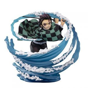 Demon Slayer: Tanjiro Kamado Tanjiro -Breath of Water- Figuarts ZERO Figure