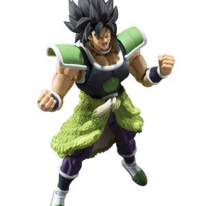 Dragon Ball Super: Broly S.H.Figuarts Action Figure