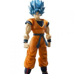 Dragon Ball Super: SSB Goku S.H. Figuarts Action Figure