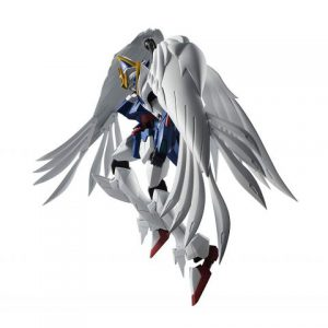 Gundam Wing Endless Waltz: Wing Zero Custom XXXG-00W0 Universe Action Figure