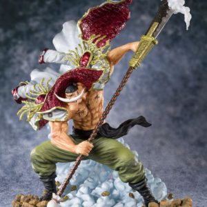 One Piece: Edward Newgate -Pirate Captain- Figuarts ZERO Figure