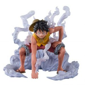 One Piece: Monkey D. Luffy [Extra Battle] -Paramount War- Figuarts ZERO Figure