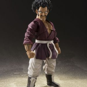 Dragon Ball Z: Mr. Satan (Hercules) S.H.Figuarts Action Figure