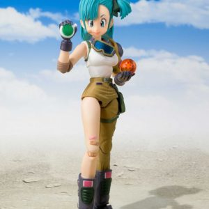 Dragon Ball: Bulma S.H.Figuarts Action Figure