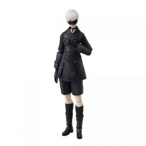 NieR: Automata - 9S (YoRHa No. 9 Type S) Bring Arts Action Figure