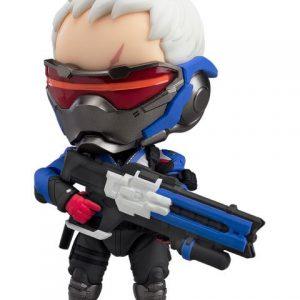 Nendoroid: Overwatch - Soldier: 76 Action Figure