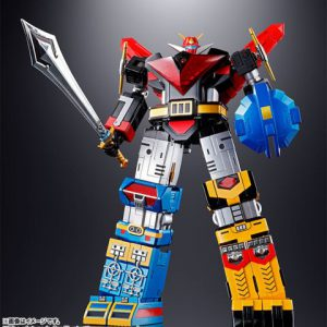 Space Emperor God Sigma: God Sigma GX-60R Soul Of Chogokin Action Figure