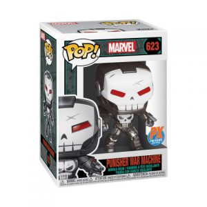Punisher: Punisher (War Machine) Pop Figure (PX Exclusive)