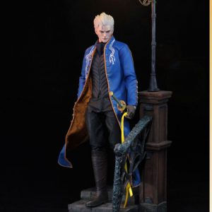 Devil May Cry 3: Vergil (Luxury Ver.) 1/6 Scale Action Figure