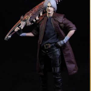 Devil May Cry 5: Dante (Luxury Ver.) 1/6 Scale Action Figure