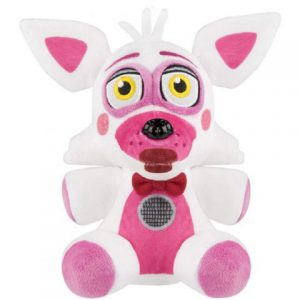 Five Nights At Freddy's: Funtime Foxy 6'' Plush
