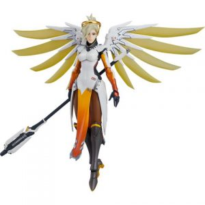 Overwatch: Mercy Figma Action Figure