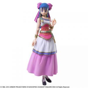 Dragon Quest V: Nera Bring Arts Action Figure (Hand of the Heavenly Bride)