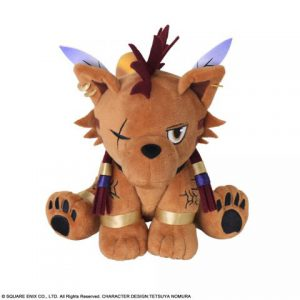 Final Fantasy VII: Red XIII Action Doll Plush