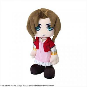 Final Fantasy VII: Aerith Gainsborough Action Doll Plush