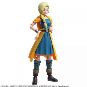 Dragon Quest V: Bianca Bring Arts Action Figure (Hand of the Heavenly Bride)