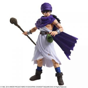 Dragon Quest V: Hero Bring Arts Action Figure (Hand of the Heavenly Bride)