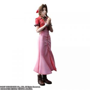Final Fantasy Crisis Core: Aerith Gainsborough Play Arts Kai Action Figure