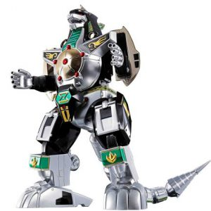 Power Rangers: Dragonzord GX-78 Soul Of Chogokin Action Figure
