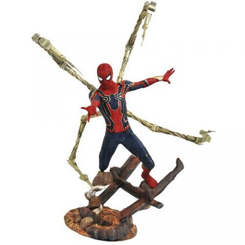 Avengers Infinity War: Iron Spider Marvel Premier Collection Statue